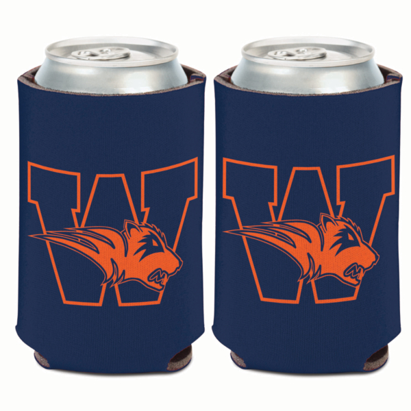 Wakeland Wolverines 12 oz Can Cooler