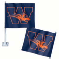 Wakeland Wolverines 11x14 Car Flag