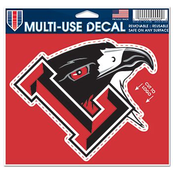 Liberty Redhawks 5x6 Multi Use Decal