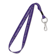 Independence Knights Hang Tag Lanyard