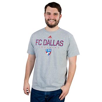 FC Dallas Adidas Training Tee