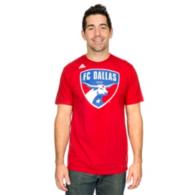FC Dallas Adidas Short Sleeve Logo Tee