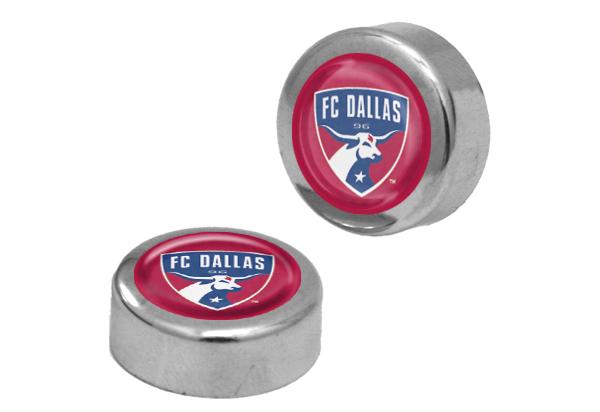 FC Dallas Screw Cap Covers