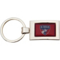 FC Dallas Arched Rectangle Keychain