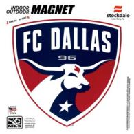 FC Dallas 12x12 Magnet