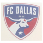 FC Dallas 12x12 Window Perforated Decal