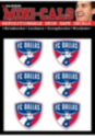FC Dallas 4x5 Mini Cals