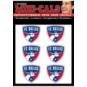 FC Dallas 4x5 Mini Cals