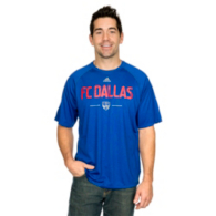 FC Dallas Authentic MLS Short Sleeve Tee