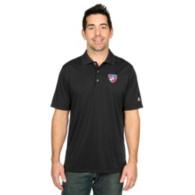 FC Dallas Adidas Golf Logo Polo
