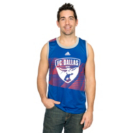 FC Dallas Adidas Men's Evolution Tank