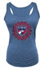 FC Dallas Womens Triblend Racerback Tank