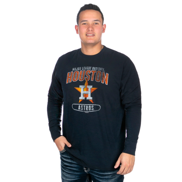 Houston Astros 47 Long Sleeve Scrum T-Shirt