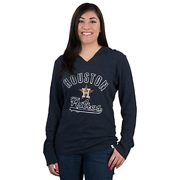 Houston Astros 47 Primetime Hooded Tee