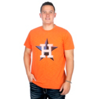 Houston Astros 47 Scrum Basic T-Shirt