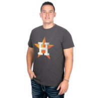 Houston Astros 47 Short Sleeve Scrum T-Shirt