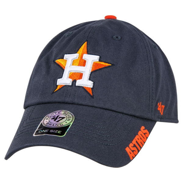 Houston Astros 47 Elko Clean Up Cap
