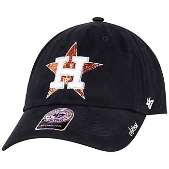 Houston Astros 47 Womens Sparkle Cap