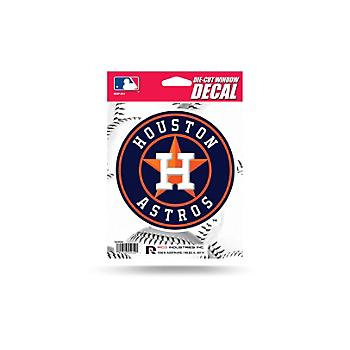 Houston Astros Die Cut Decal