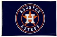 Houston Astros 3X5 Banner Flag
