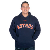 Houston Astros Nike Club Hoody