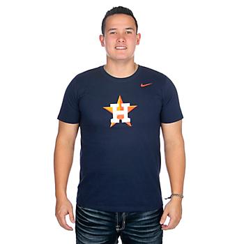 Houston Astros Nike Logo T-Shirt