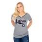 Houston Astros Womens V-Neck T-Shirt