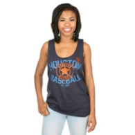 Houston Astros 5th & Ocean Ladies Slub Tank