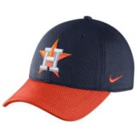Houston Astros Nike Dri-FIT Mesh Logo Cap