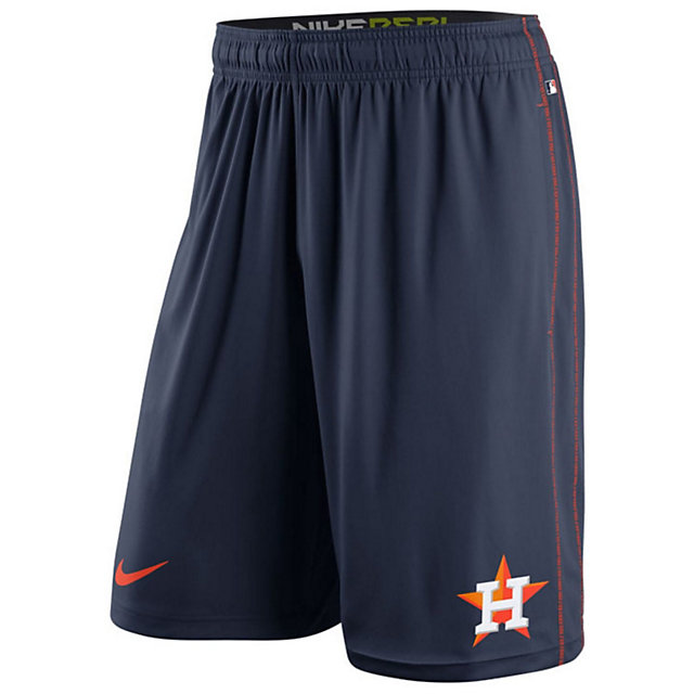 Houston Astros Nike Authentic Collection Fly Shorts