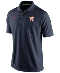 Houston Astros Nike Dri-FIT Polo