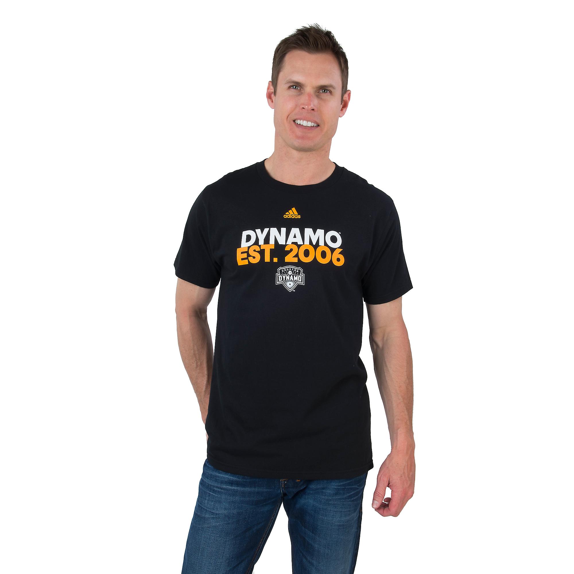 Houston Dynamo Adidas Power Tee