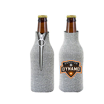 Houston Dynamo Glitter Bottle Coolie