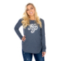 Highland Park Scots 47 Womens Campbell Rib Long Sleeve Tee