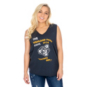 Highland Park Scots 47 Womens Jefferson Letter Tank