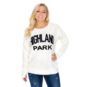 Highland Park Scots Pressbox Kira Knit Sweatshirt
