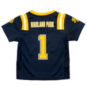 Highland Park Scots Colosseum Toddler Boys Foos-Ball Football Jersey