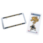 Highland Park Scots License Plate Frame and Decal Pack