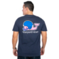 Highland Park Scots Vineyard Vines Whale Helmet T-Shirt