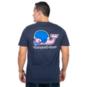 Highland Park Scots Vineyard Vines Whale Helmet T-Shirt