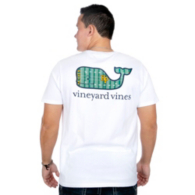 Highland Park Scots Vineyard Vines Yardline Whale Short Sleeve T-Shirt