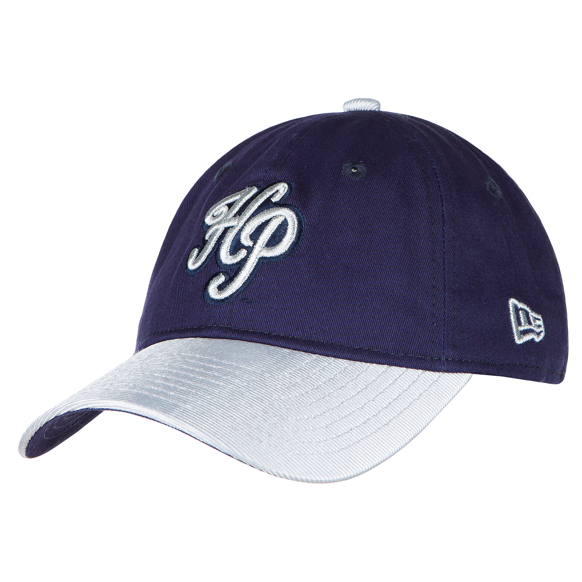 Highland Park Scots New Era Navy Met Silver 9Twenty Cap