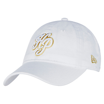 Highland Park Scots New Era Womens White 9Twenty Cap