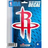 Houston Rockets Die Cut Decal