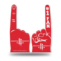 Houston Rockets Foam Finger