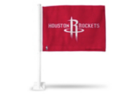 Houston Rockets Car Flag