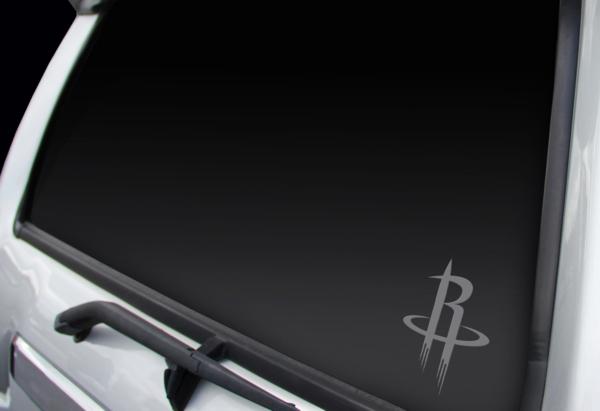Houston Rockets Professional Window Graphic