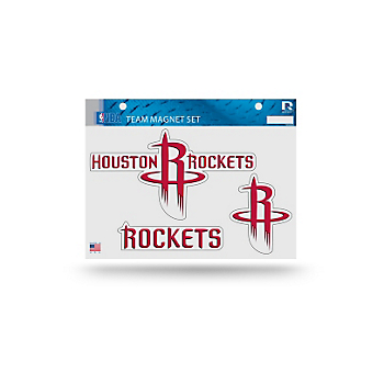 Houston Rockets Team Magnets