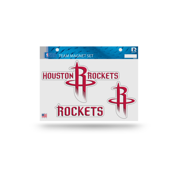 Houston Rockets Team Magnets