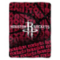 Houston Rockets Micro Raschel Throw
